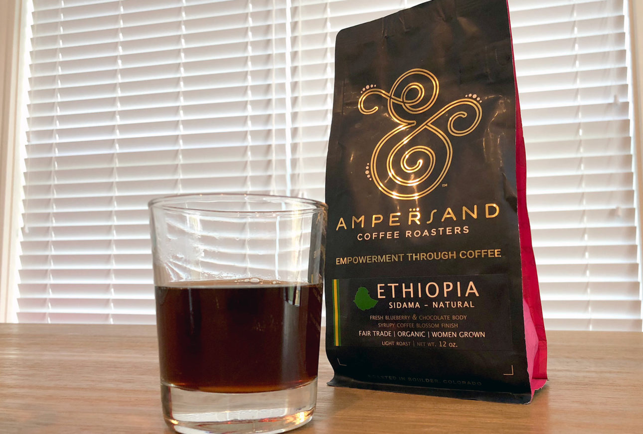 Ampersand Coffee Roasting - Ethiopia Sidama