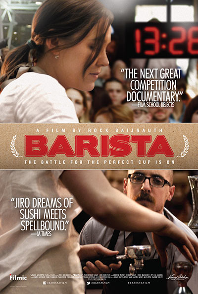 Barista movie cover image