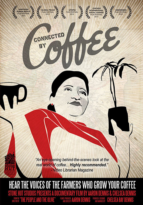 Connected by Coffee movie cover image