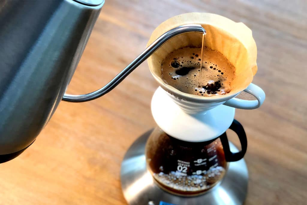 How to Make the Perfect Coffee with the Hario V60