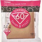Hario V60 natural paper filters, #02