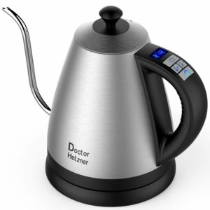 Doctor Hetzner Electric Gooseneck Kettle