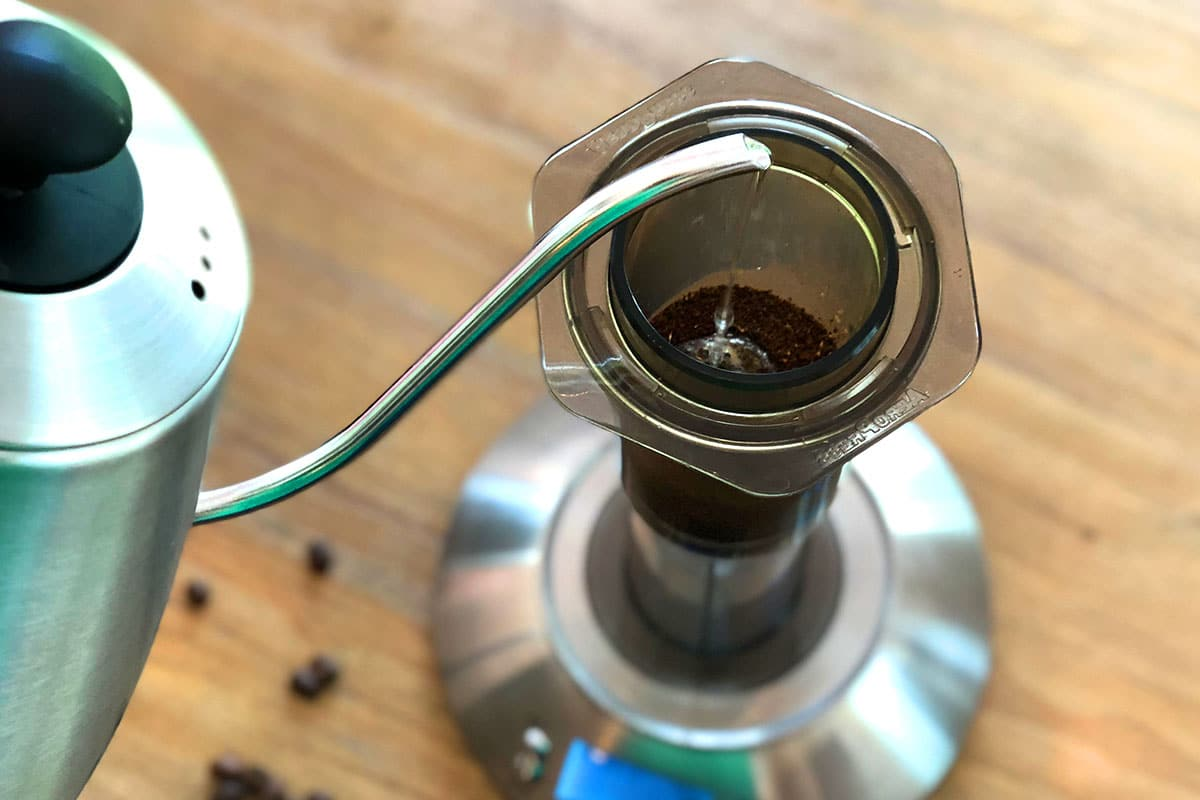 Brew Method: AeroPress