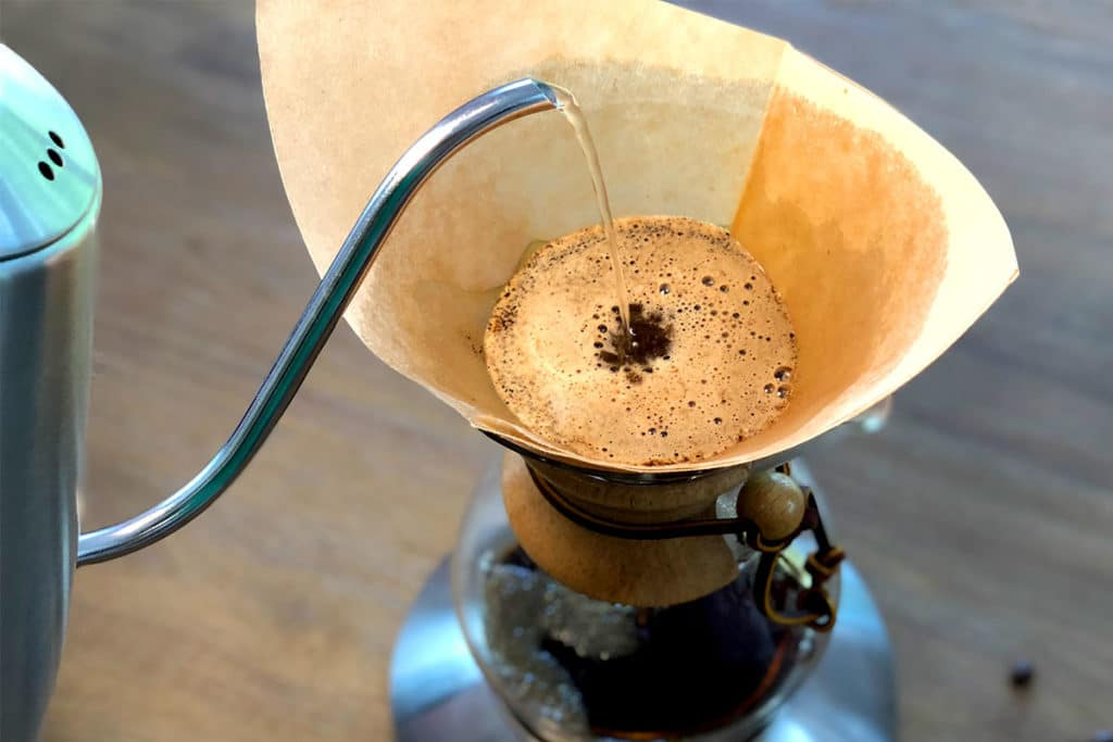 How to Make the Perfect Coffee with the Chemex