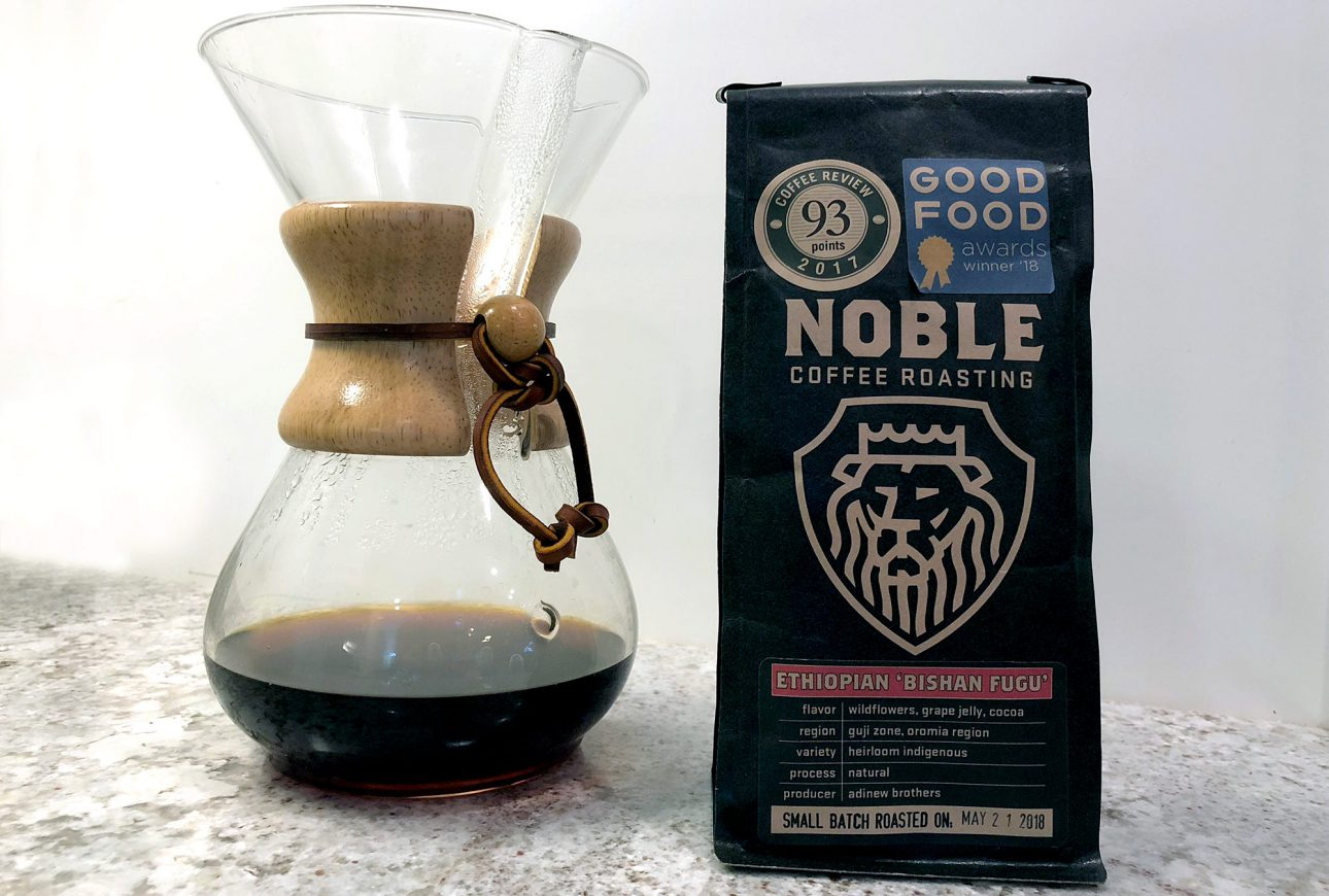 Noble Coffee Roasting – Ethiopian Bishan Fugu