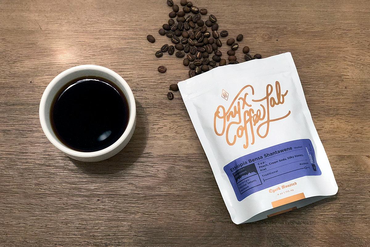 Ethiopia Bensa Shantawene - Onyx Coffee Lab