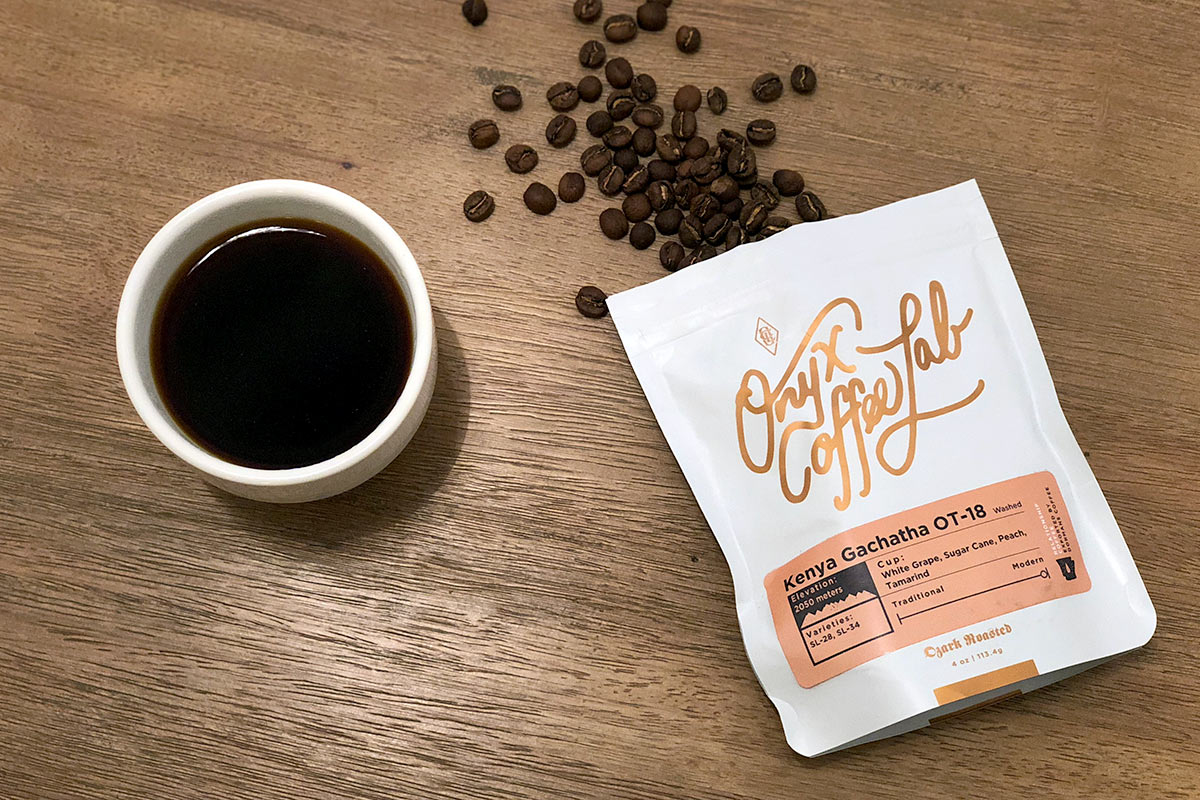 Kenya Gachatha OT-18 - Onyx Coffee Lab