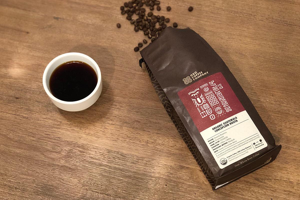 Organic Guatemala Concepción Huista - OZO Coffee Company