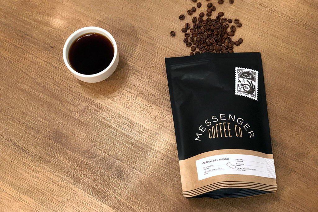 Capital Del Mundo from Messenger Coffee Co