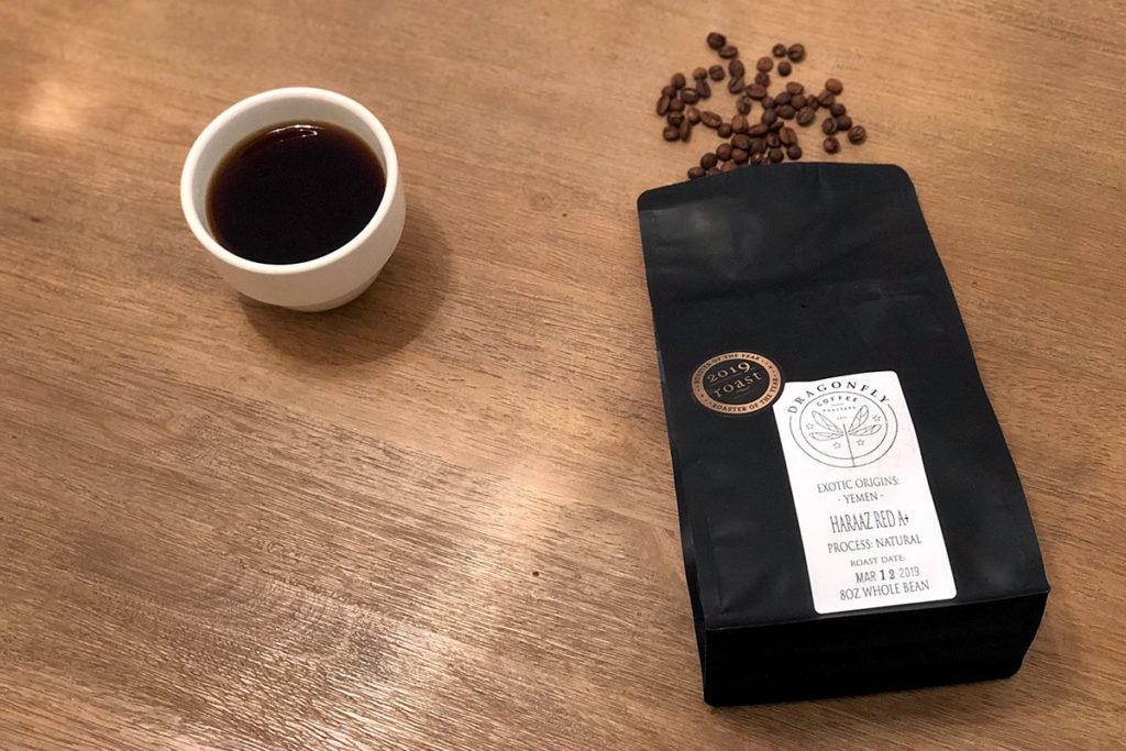 Yemen Haraaz – Dragonfly Coffee Roasters - Pull & Pour