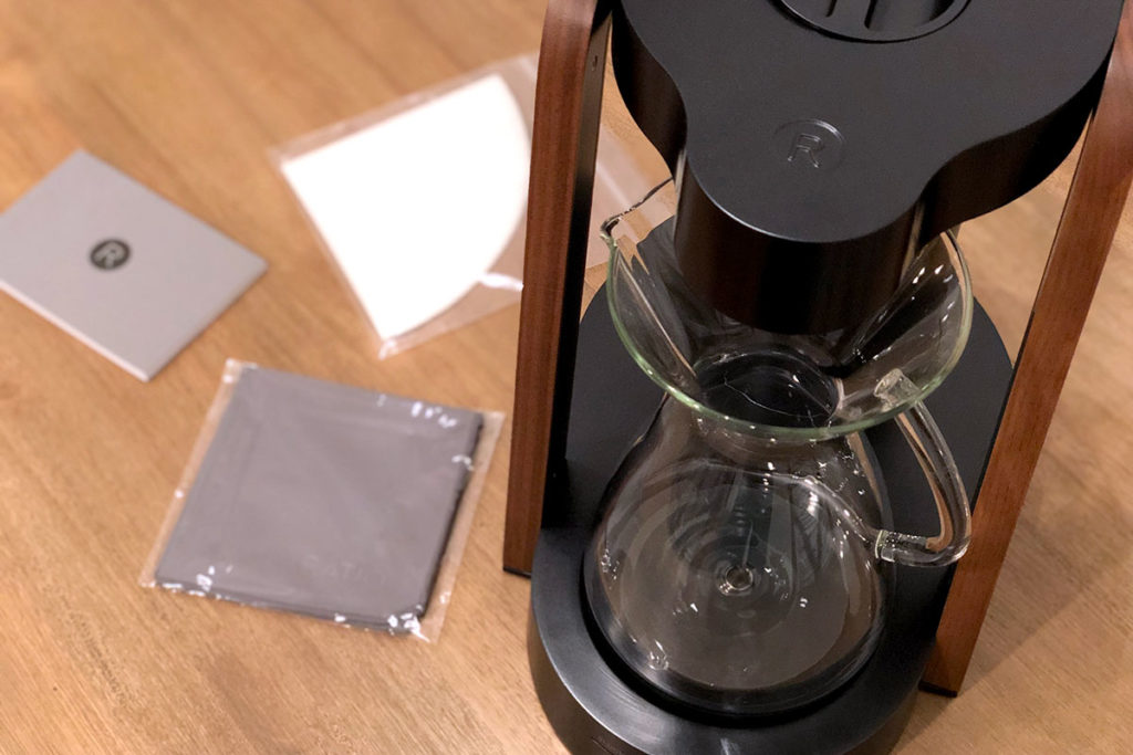 Ratio Eight Coffee Maker Review Specialty Coffee Blog Pull Pour
