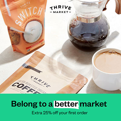 Belong to a better market - Extra 25% off your first order