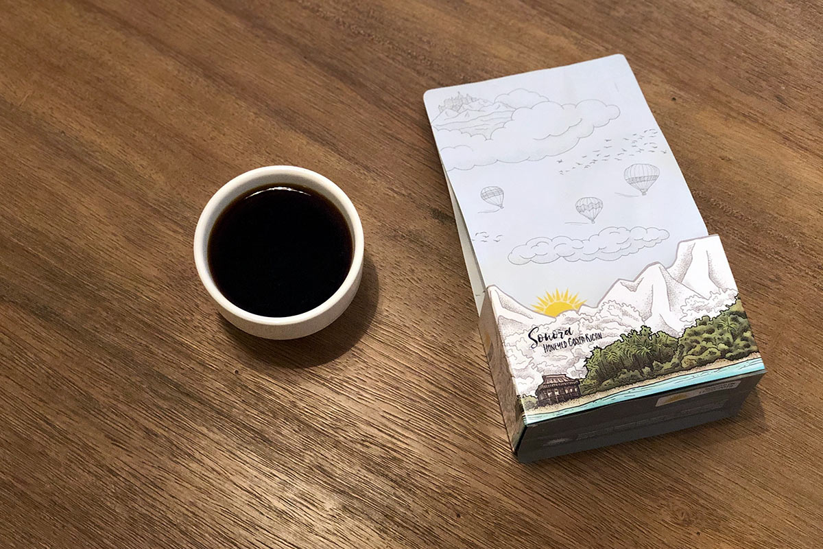 Sonora Honeyed Costa Rican - Boomtown Coffee Roasters