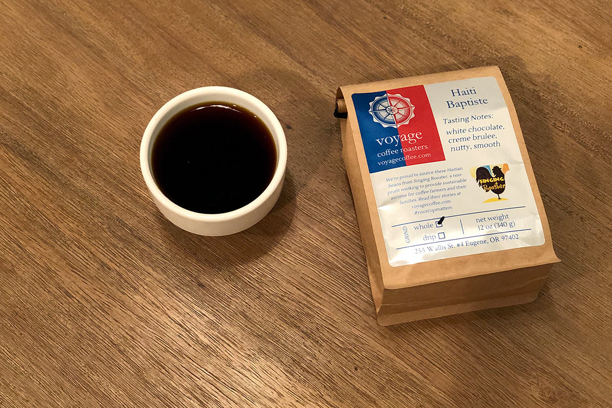 Haiti Baptiste Washed - Singing Rooster from Voyage Coffee Roasters