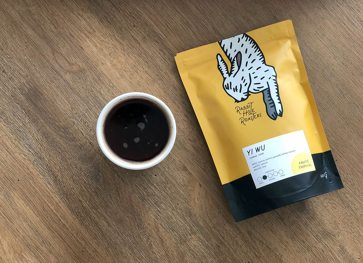 Yi Wu - Rabbit Hole Coffee Roasters