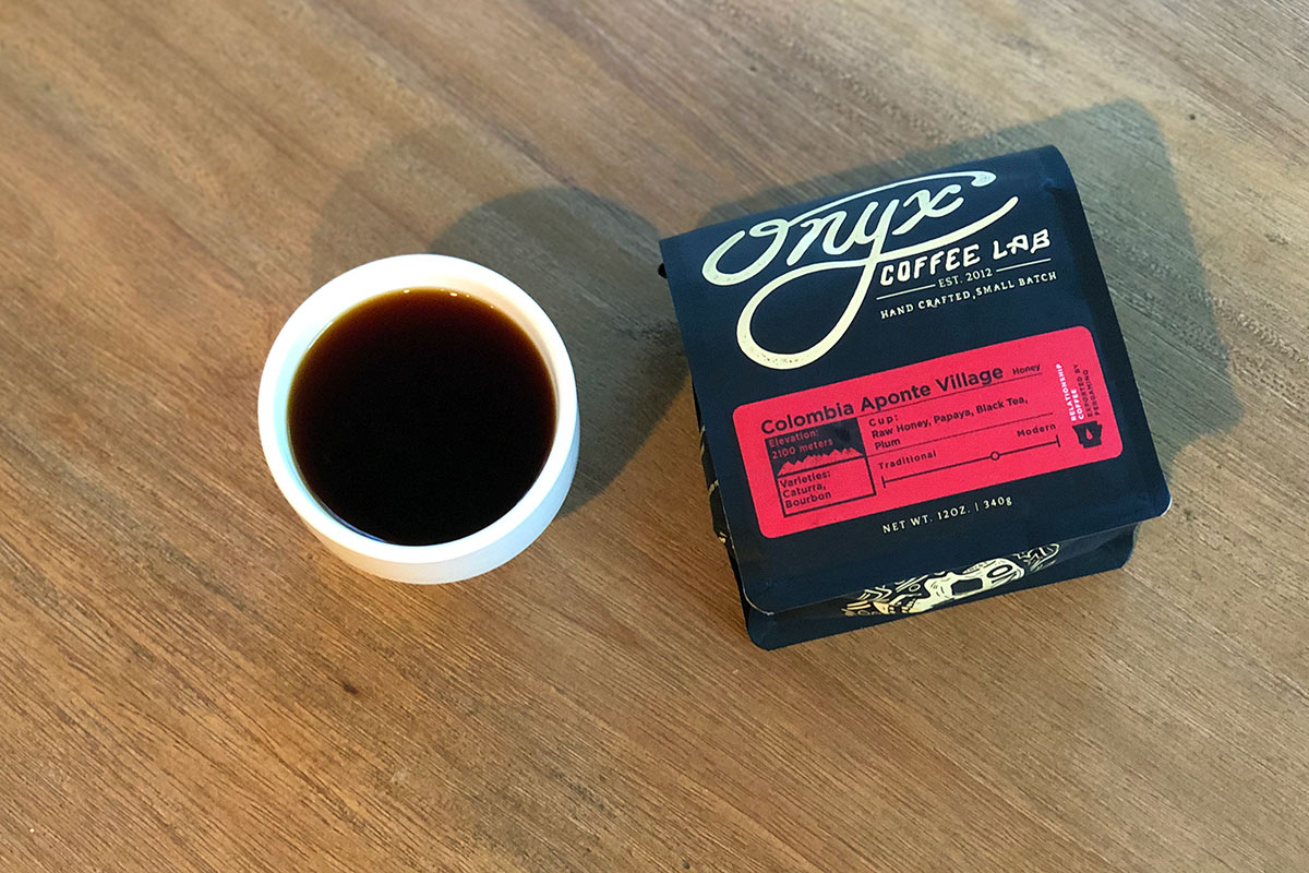 Colombia Aponte Village 2019 - Onyx Coffee Coffee Lab - Pull & Pour - Everything Coffee