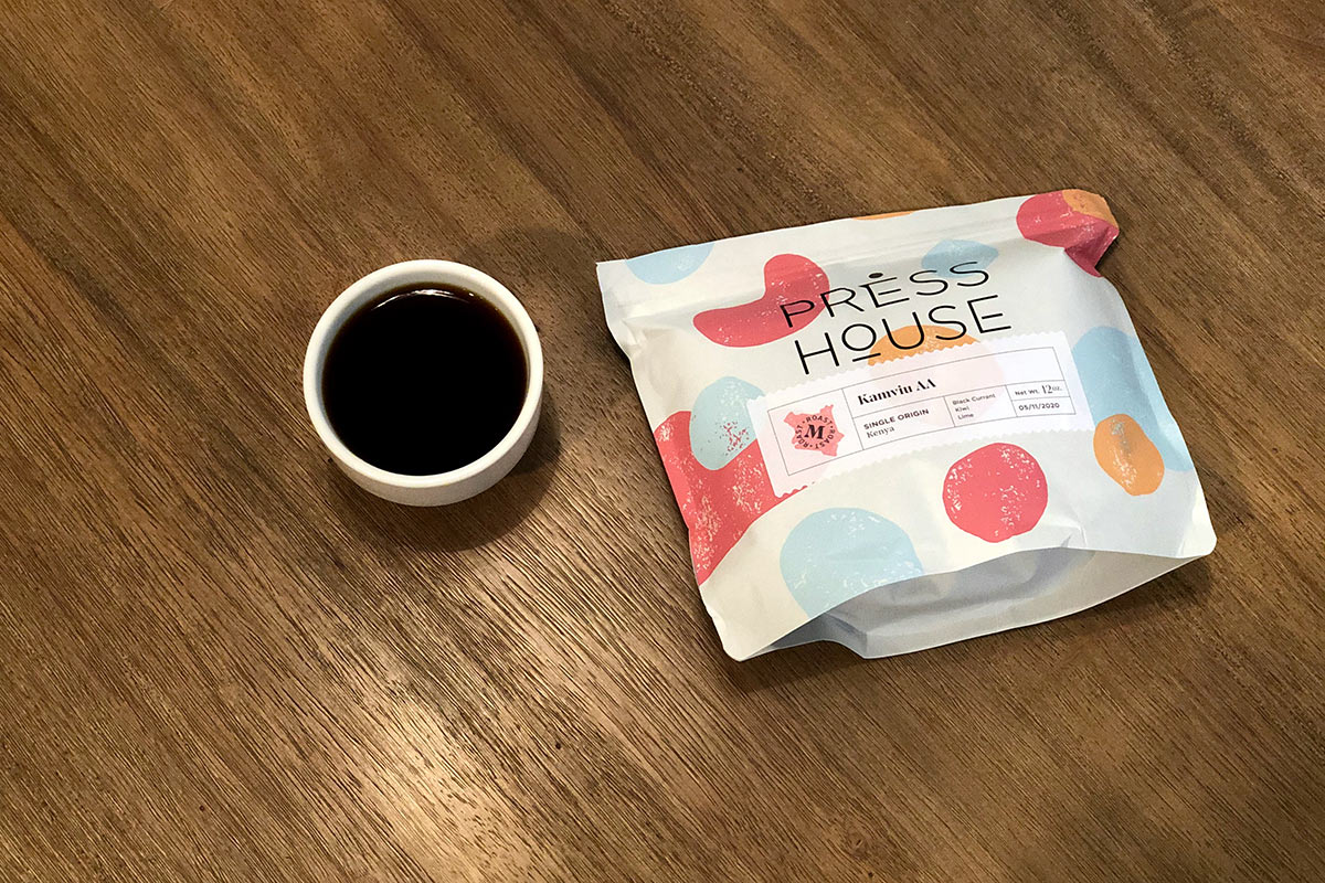 Kamviu AA from Press House Coffee