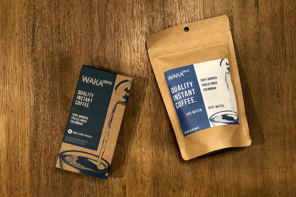 Waka Coffee - Medium Roast Colombian