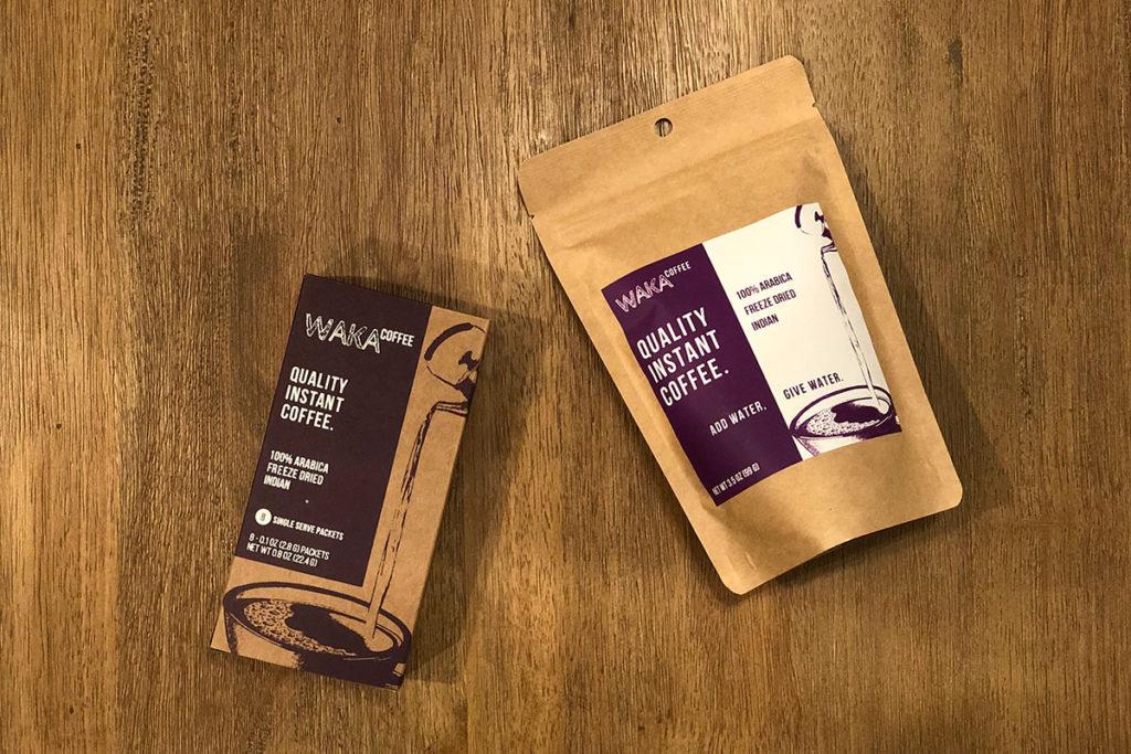 Waka Coffee - Light Roast Indian