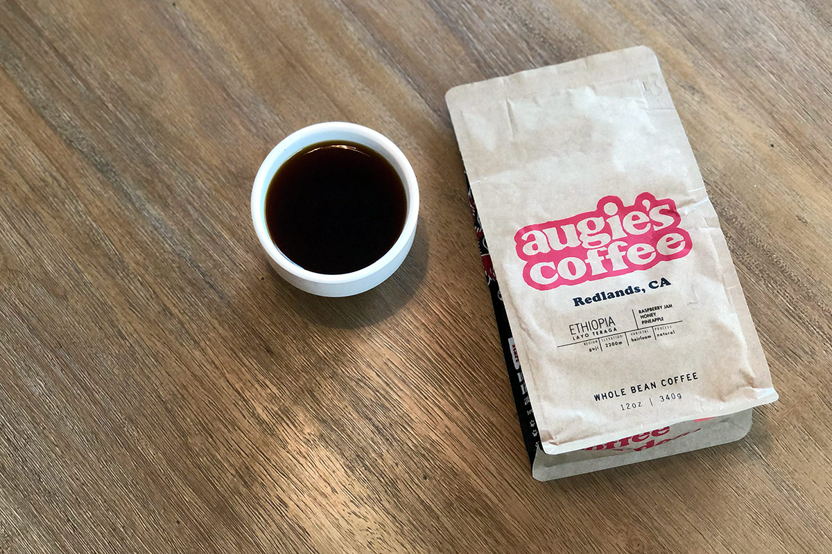 Ethiopia Layo Teraga Natural - Augie's Coffee