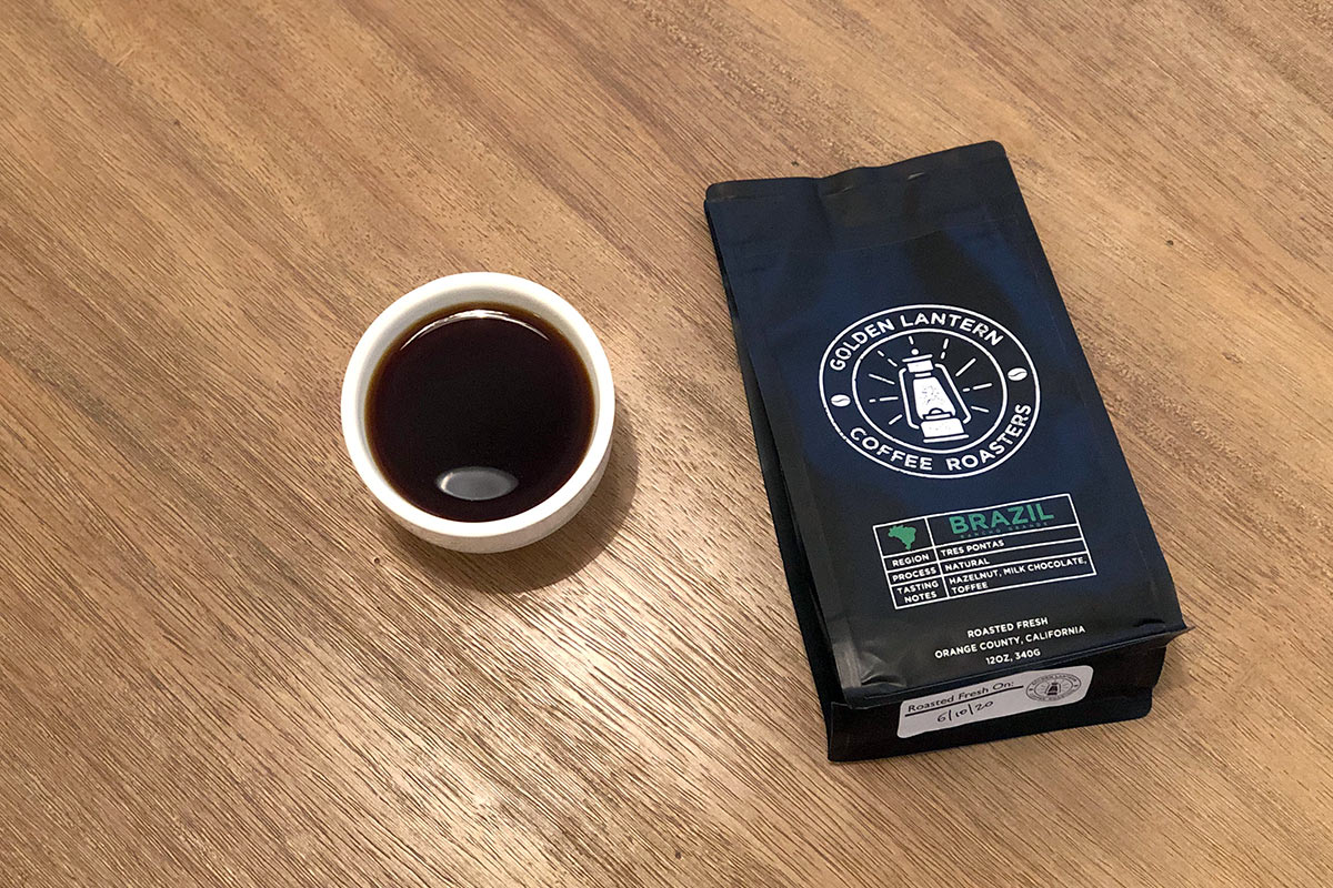 Brazil – Golden Lantern Coffee Roasters