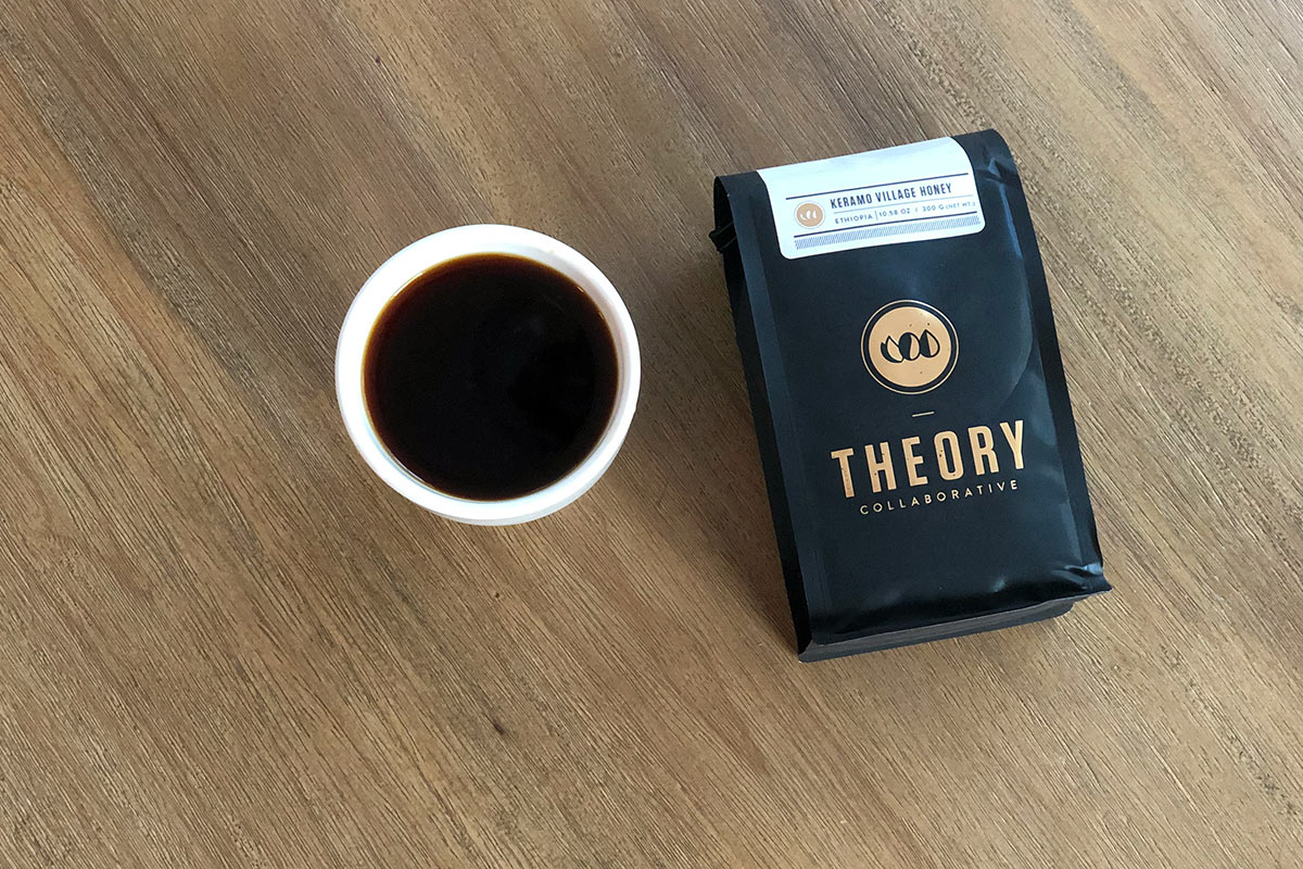 Ethiopia Keramo Honey - Theory Collaborative