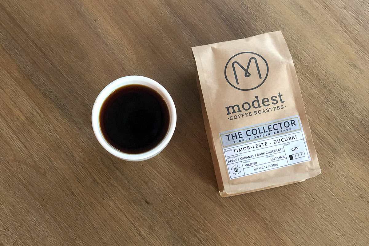 The Collector - Modest Coffee