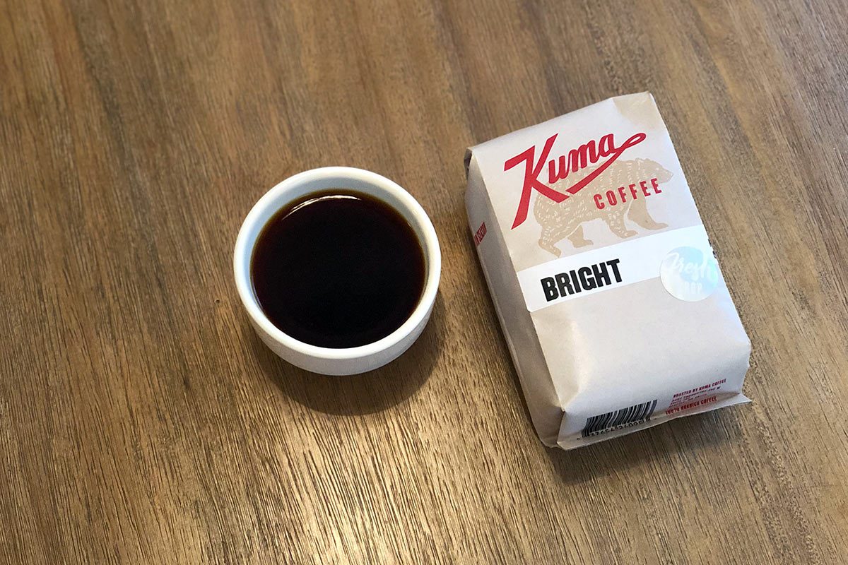 Bright - Kuma Coffee
