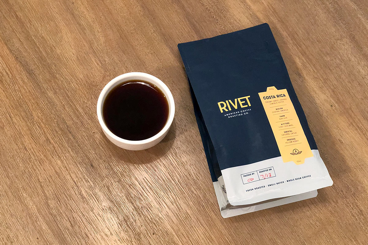 Costa Rica Yellow Honey – Rivet Coffee