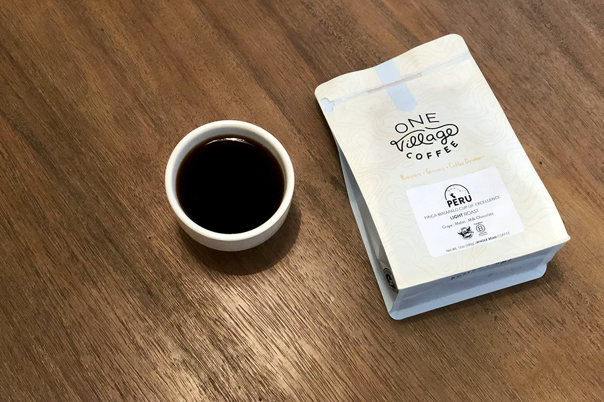 Finca Matapalo - One Village Coffee