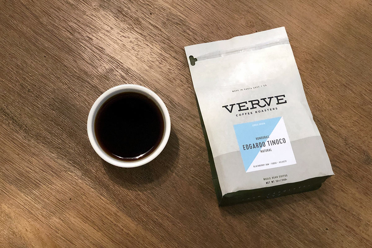 Honduras Edgardo Tinoco Natural - Verve Coffee