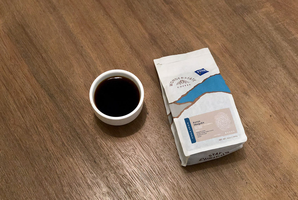 Kenya Mbeguka – Wonderstate Coffee