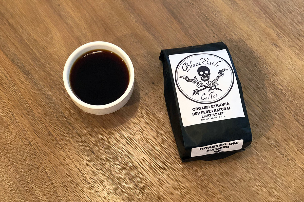Organic Ethiopia Dur Feres Natural – Black Sails Coffee Roasters