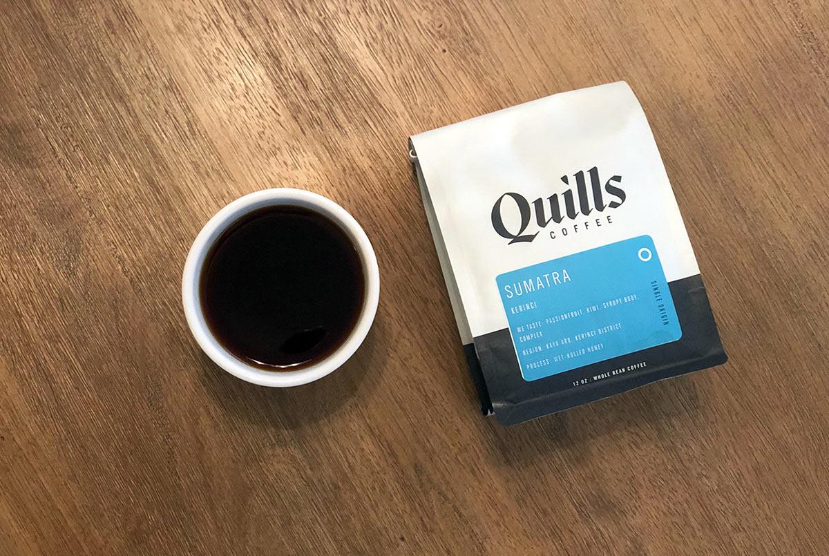 Sumatra: Kerinci - Quills Coffee