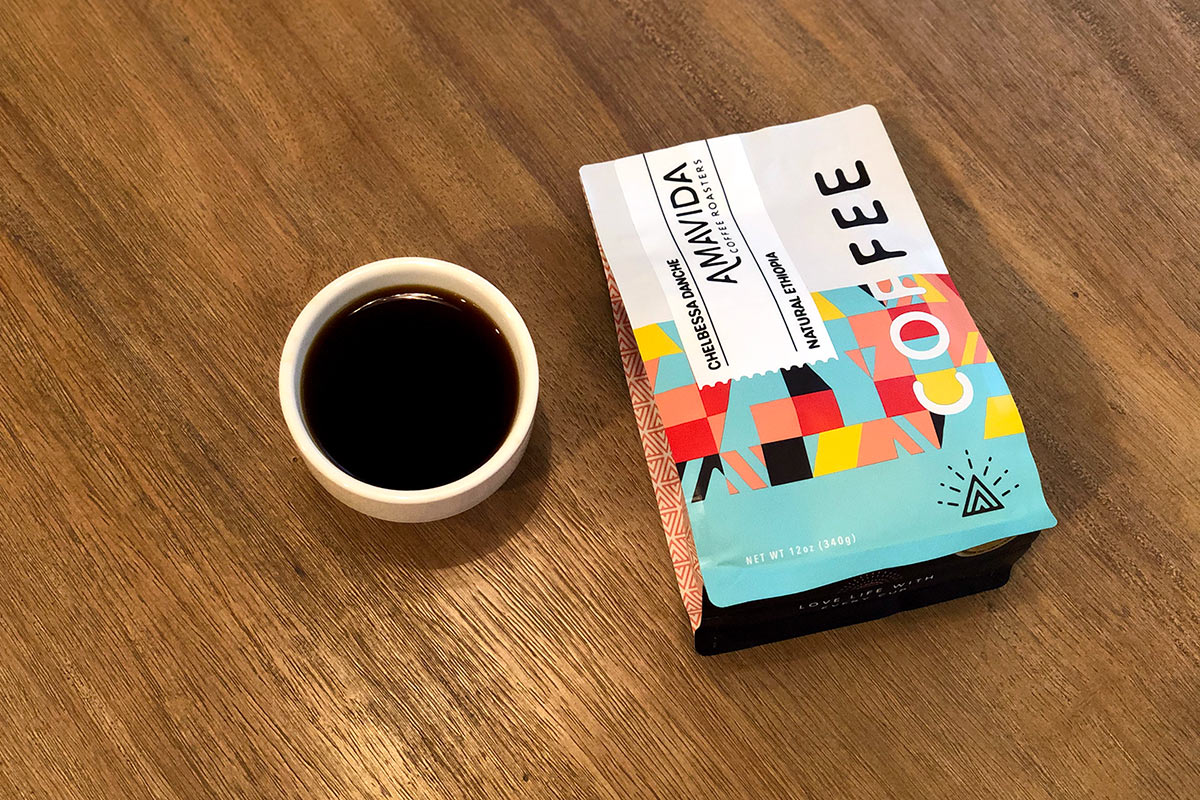 Ethiopia Natural Chelbessa Danche - Amavida Coffee Roasters