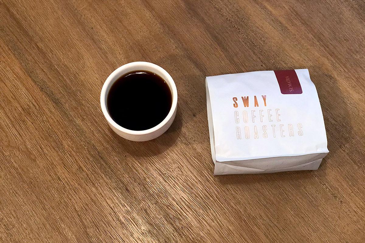 Sumatra Kirinci - Sway Coffee Roasters