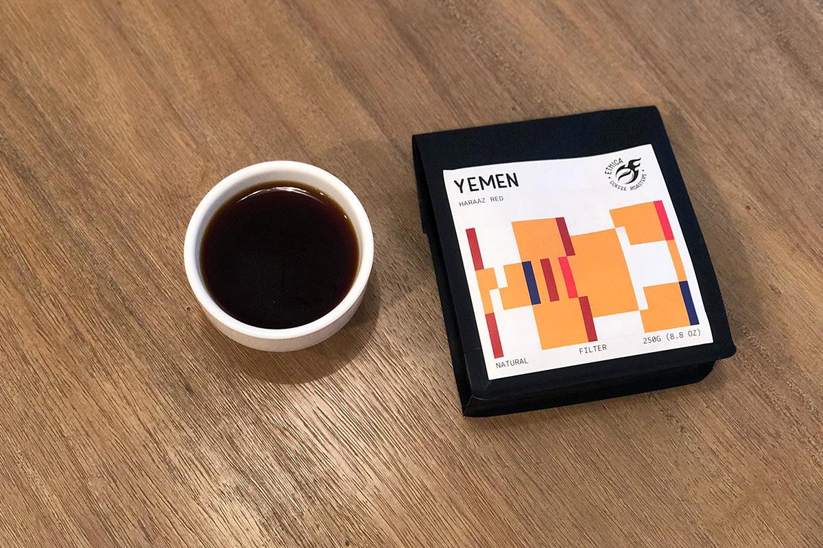 Yemen Red Haraaz - Ethica Coffee Roasters