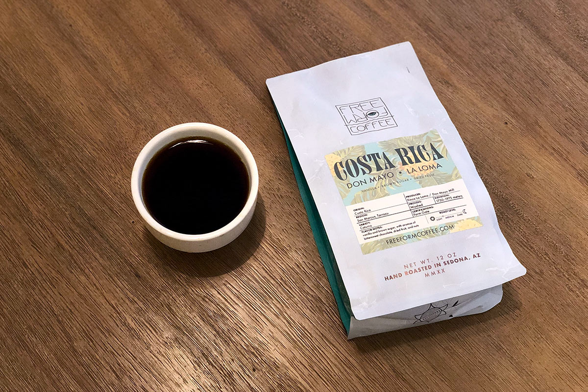 Costa Rica Don Mayo La Loma - Free Form Coffee Roasters