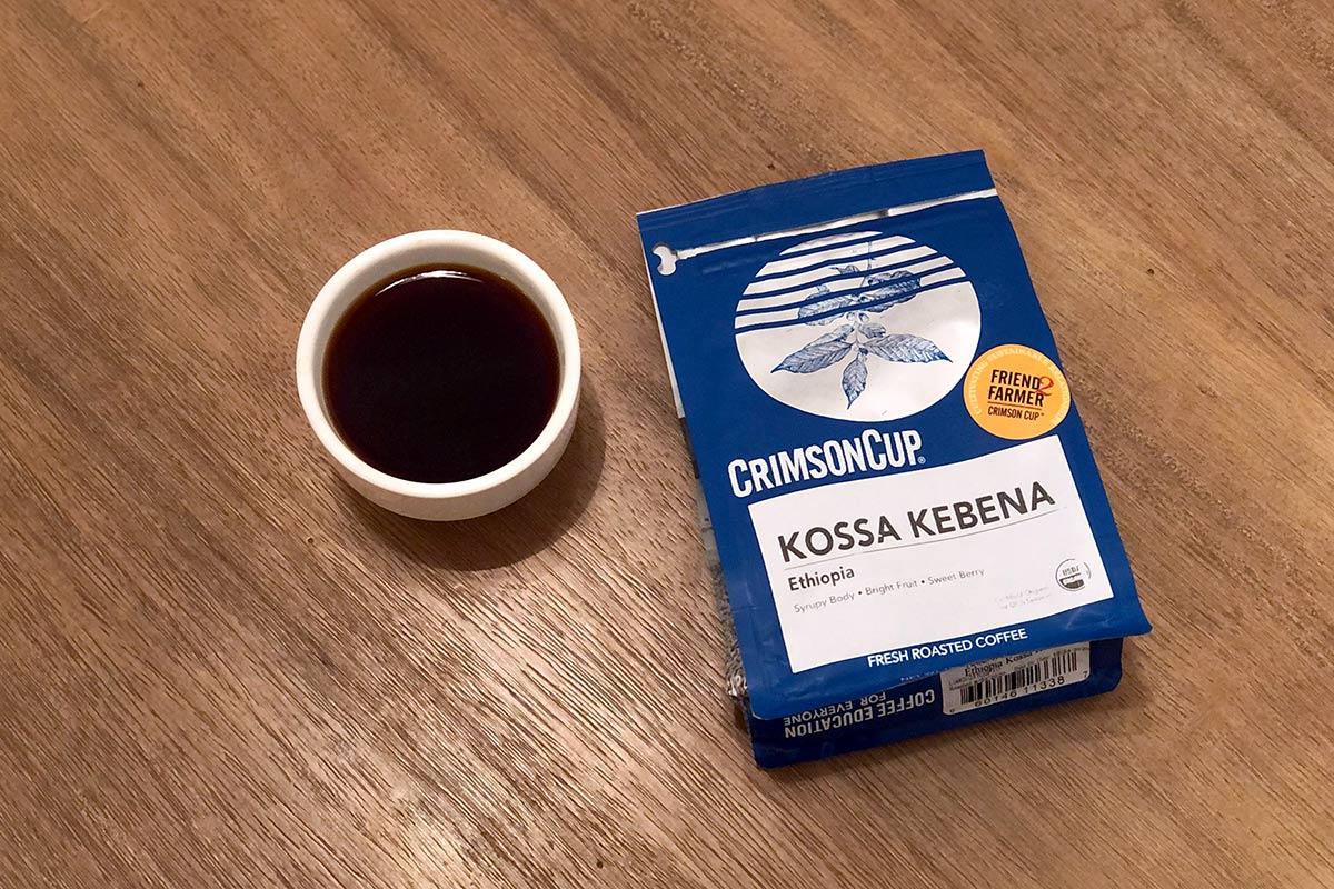 Ethiopia Kossa Kebena - CrimsonCup