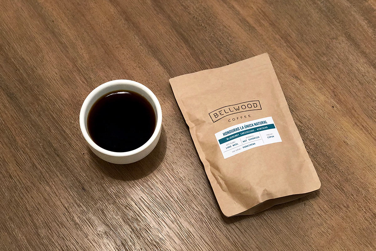 Honduras La Unica Natural from Bellwood Coffee