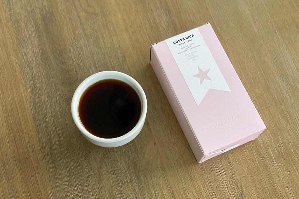 Costa Rica Duran Family - White Star Coffee