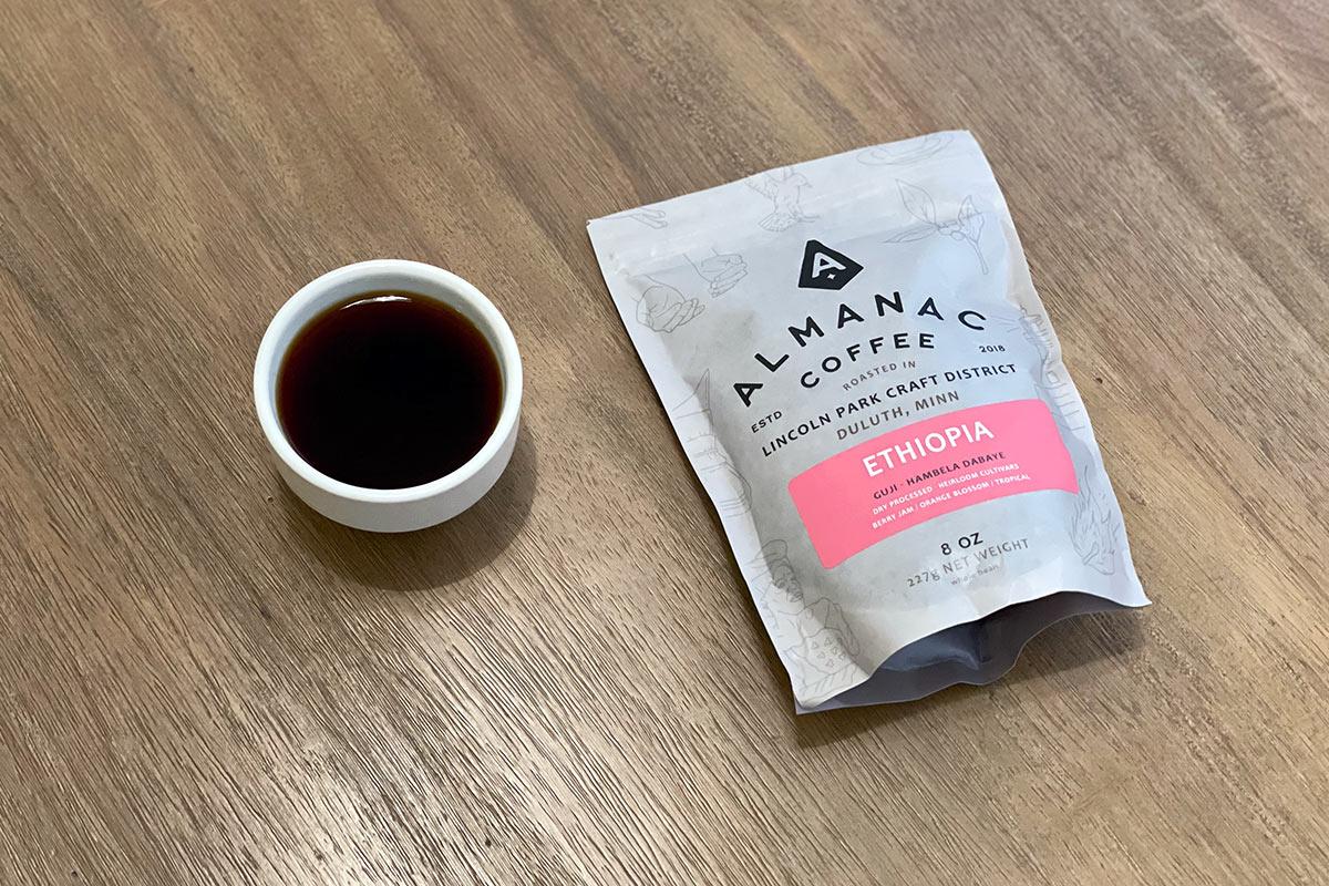 Ethiopia - Natural Guji – Almanac Coffee