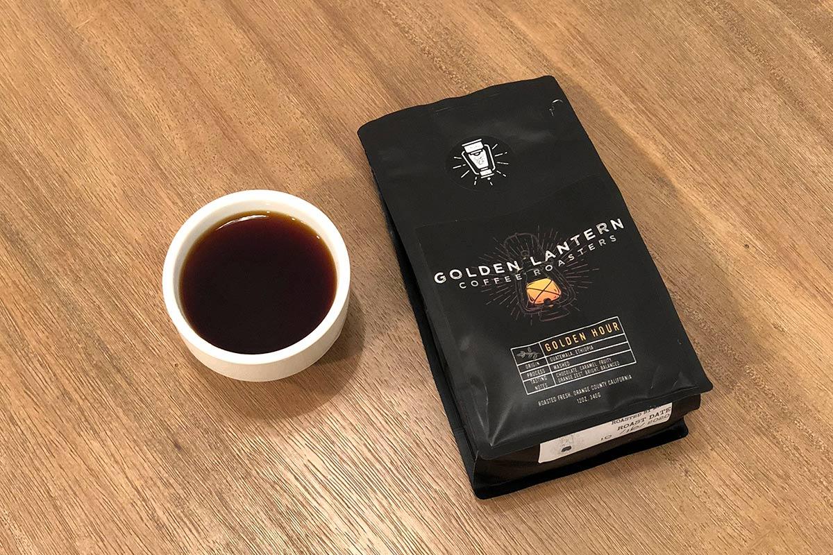 Golden Hour - Golden Lantern Coffee Roasters