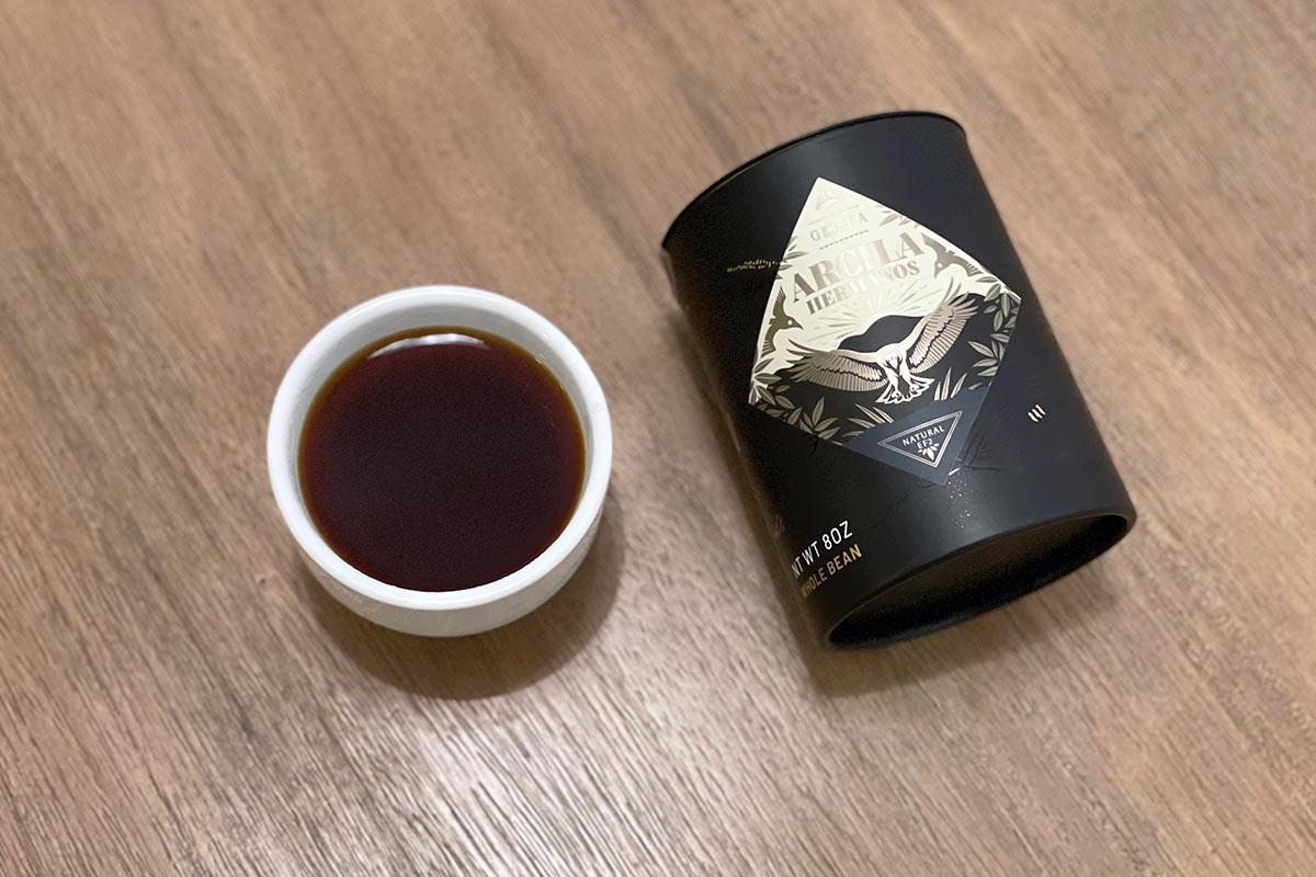 Arcila Geisha - Corvus Coffee