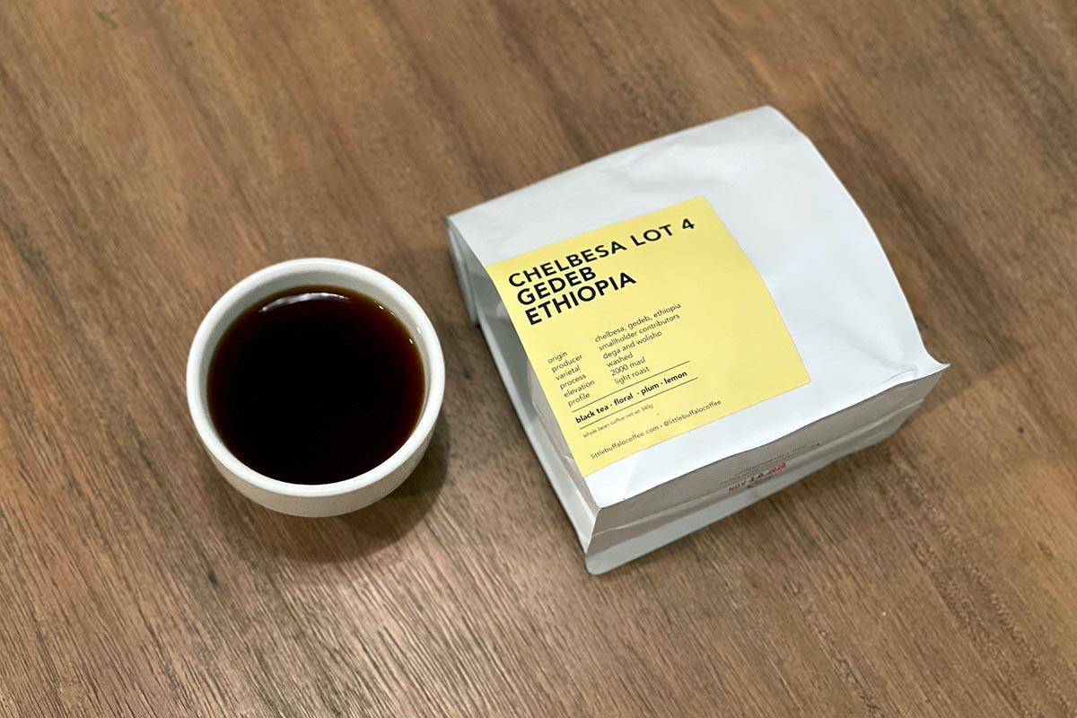 Chelbesa Lot 4 - Ethiopia - Little Buffalo Coffee