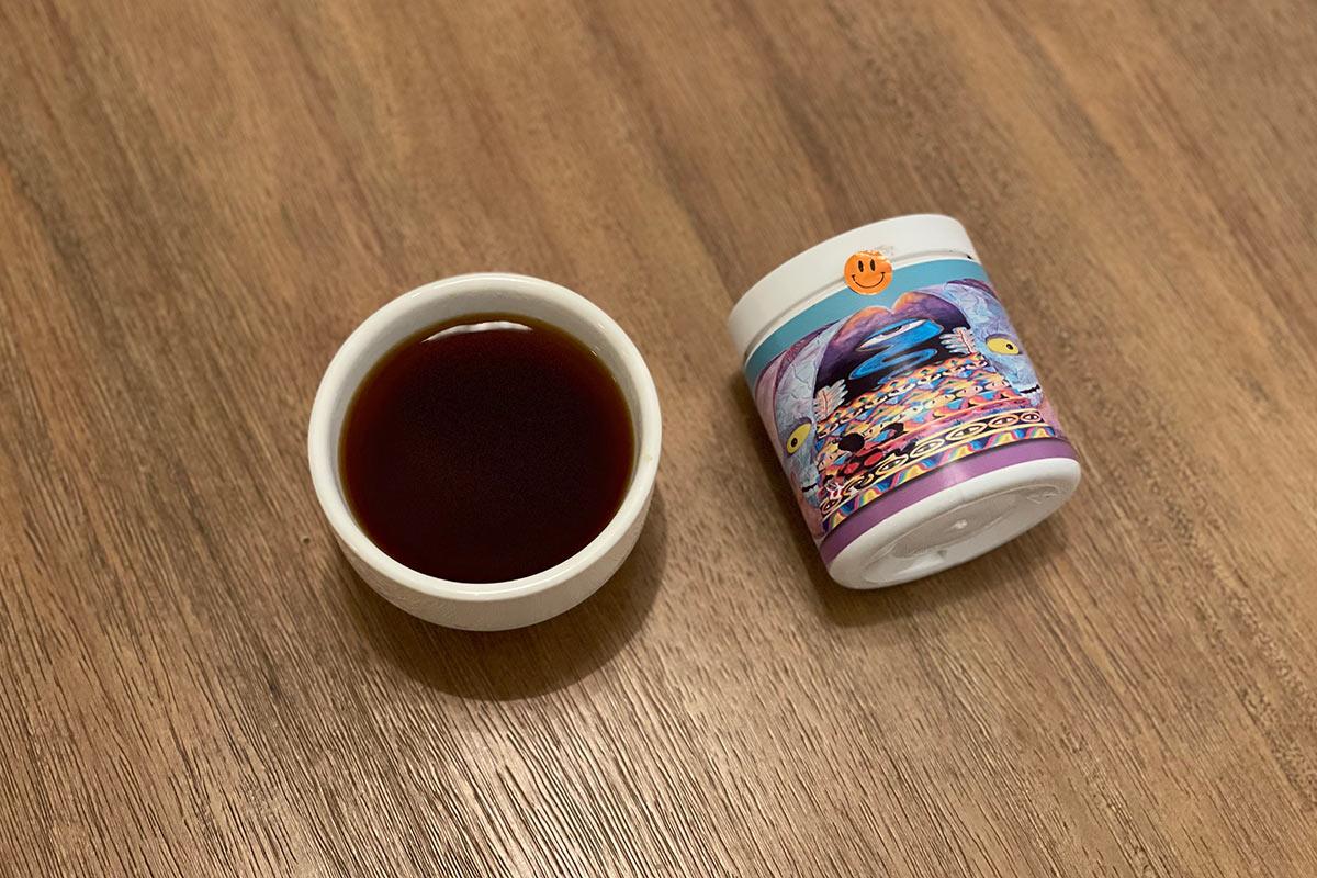 Monte de Oro Natural Geisha - Abracadabra Coffee