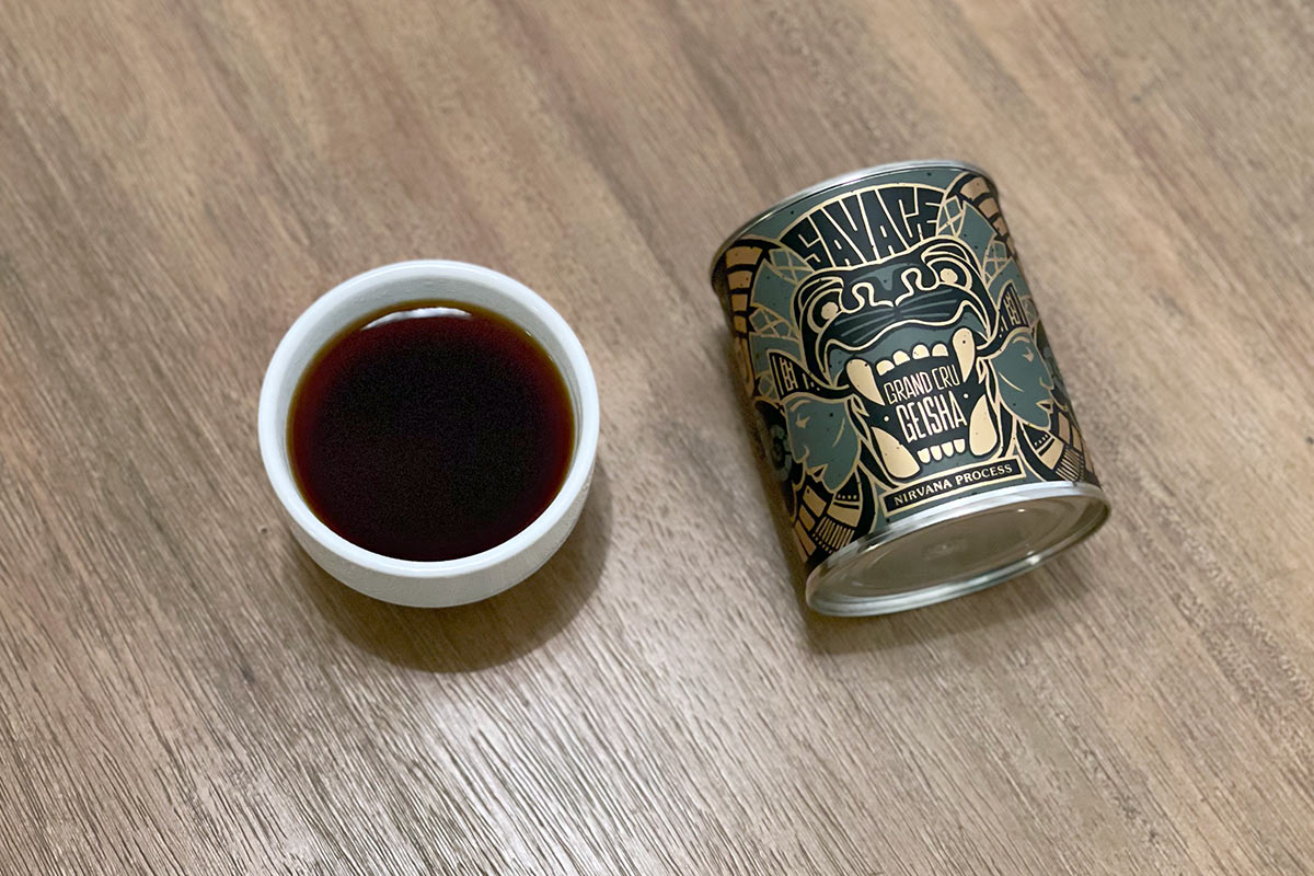 Savage Geisha - Corvus Coffee