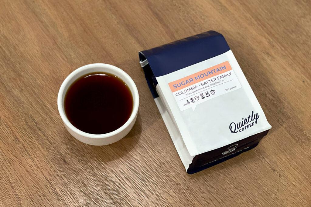 Sugar Mountain – Quietly Coffee