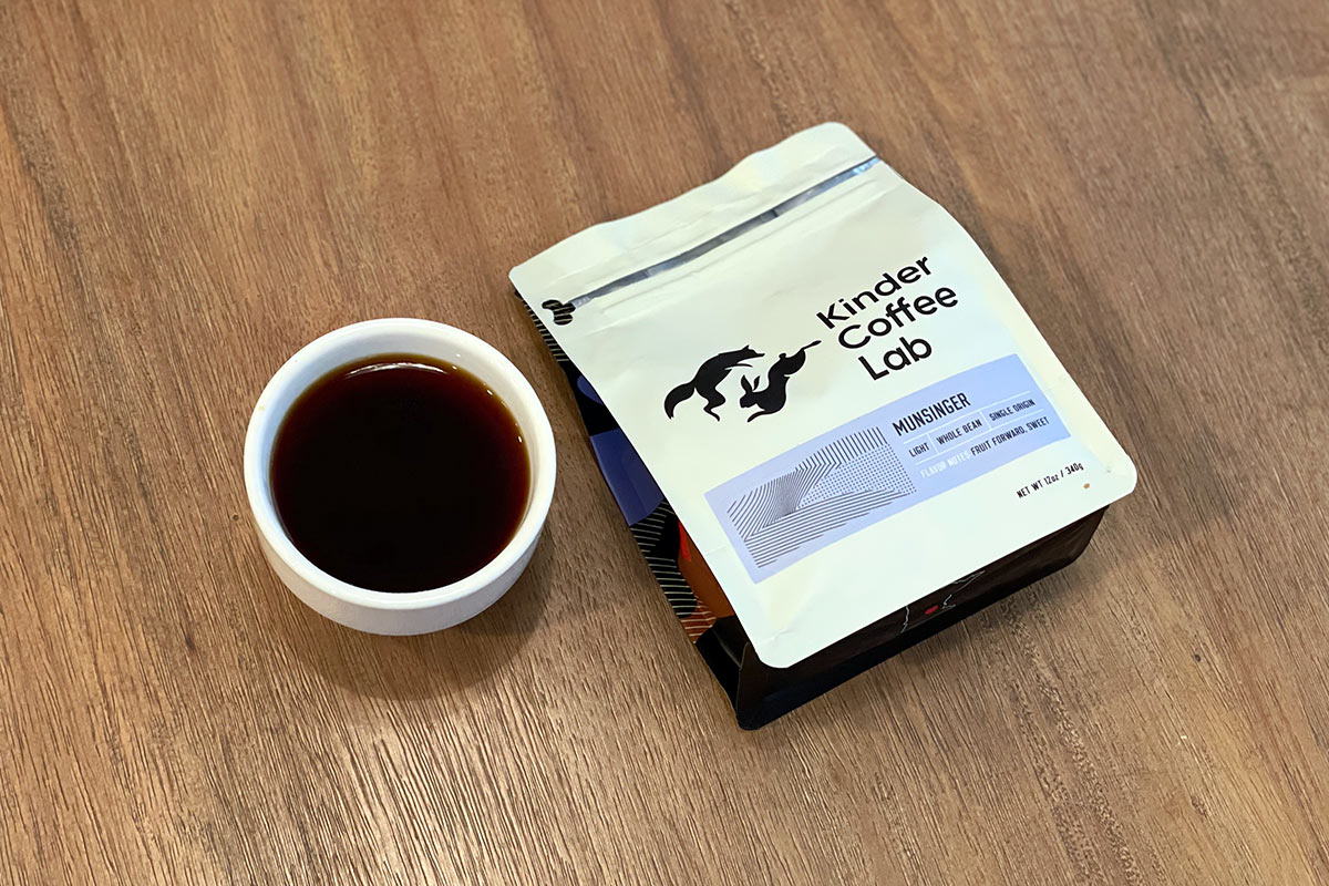 Munsinger - Kinder Coffee Lab