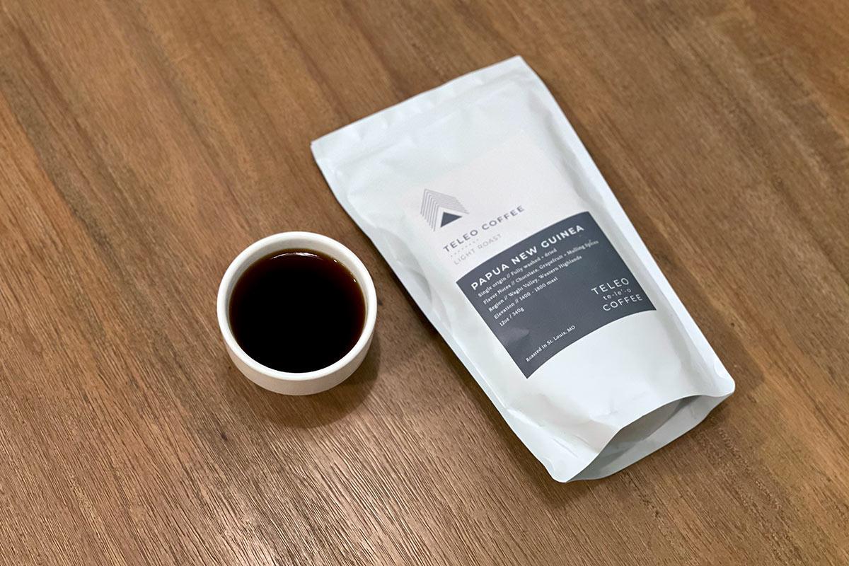 Papua New Guinea - Teleo Coffee